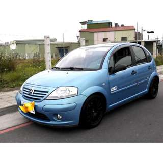 2004 雪鐵龍C3 1.6VTR