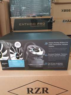 Cryorig A40 Ultimate AIO Watercooling Systen