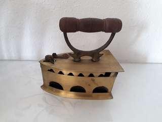 Antique Charcoal Iron