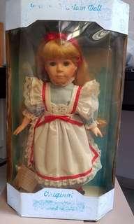 Original Porcelain Doll (Alice)
