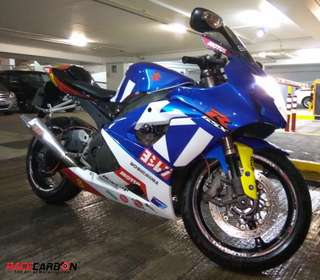 Suzuki GSXR1000' 2005-2005 K5/6 Fairing For sale/pre-order