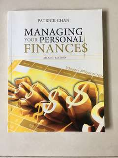 Managing your personal finances - Second Edition