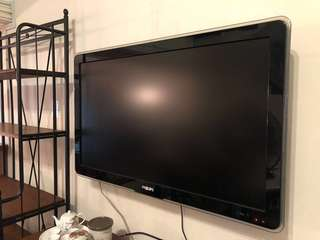 "Moving out sale! Philips TV 42"" and bracket"
