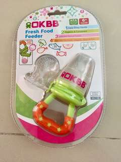 Brand New -OK BB Baby Food Feeder