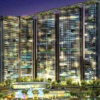 Acqua Private Residences, 2 Bedroom for Rent, CRD22274