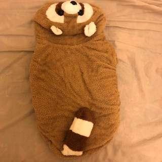 🚚 浣熊中小型犬寵物衣服