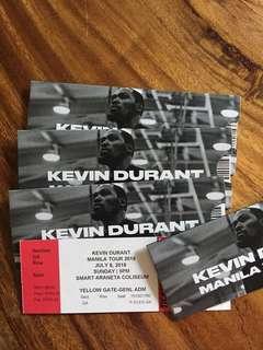 Kevin Durant Manila Tour 2018