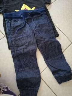 Preloved Clothes 2-3yo