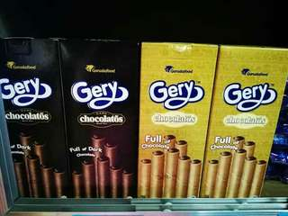 GERY WAFER