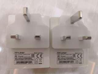 TP-Link TL-PA4010 KIT AV500 Nano Powerline Adapter Starter Kit ( PA4010 )