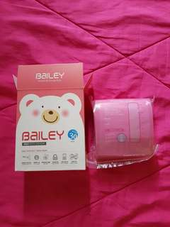 Bailey Breastmilk Storage Bags with Temp Sensor 180ml 30s