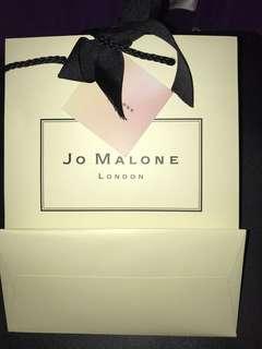 Jo Malone paper bag 紙袋