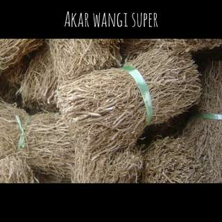 Akar Wangi Super / Rustic / Craft
