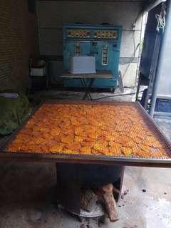 🚚 柴燒芒果乾
