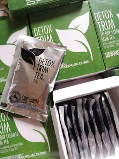 Detox Trim Weight loss Tea