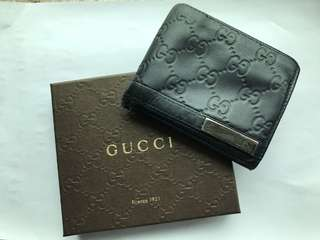 Gucci 真皮荷包