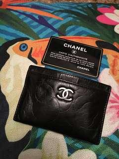 Chanel Camellia Cardholder