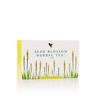 Forever Aloe Blossom Herbal Tea 蘆薈花茶