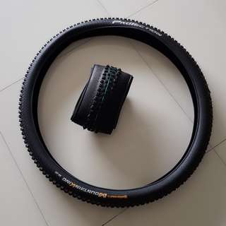 Continental Mountain King II MTB Tyre - Proection, 27.5 x 2.2""