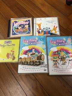 Baby Einstein Disney Babies CD