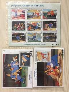 Disney's stamp 迪士尼郵票