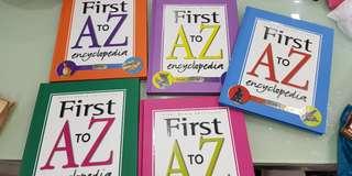 A to Z encycopedia