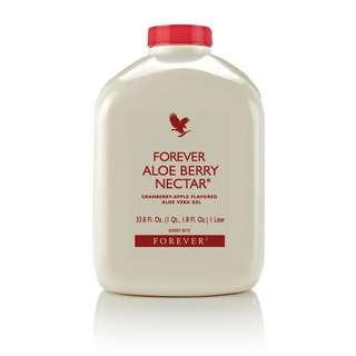 Forever Berry Nectar 蘆薈汁(莓子味)