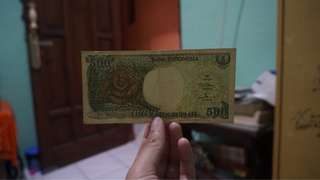Uang Kuno Rp 500