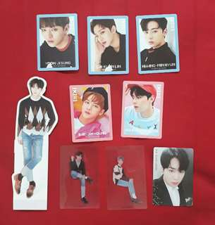 Wanna One Official Photocard