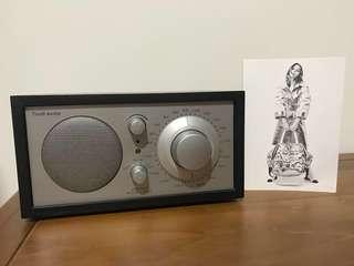 Tivoli Audio Model One (black/silver)