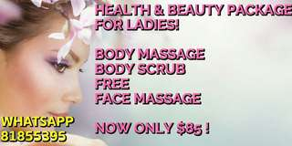 Massage Package Value for Money