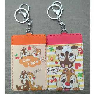 "Chip ""N"" Dale Card Holder"