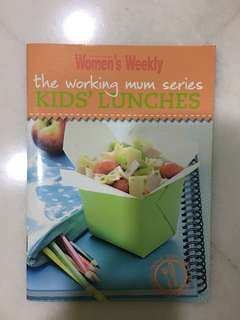 The Working Mum Series: Kids' Lunches