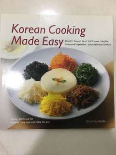 Korean Cooking Made Easy