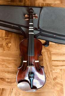 Violin 1/8 size 16.5 inch