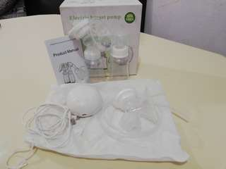 RH228 Double Electric Breast Pump