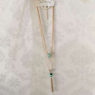 Gold Soft Chain Necklace