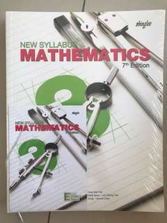 new syllabus Mathematics 3 -7th edition