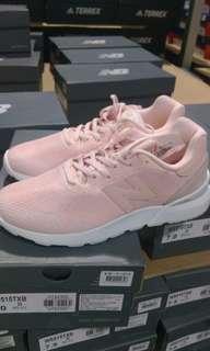 🚚 原價2350→特價1550。Costco代購慢跑鞋。New balance輕巧女用慢跑鞋 淡粉色