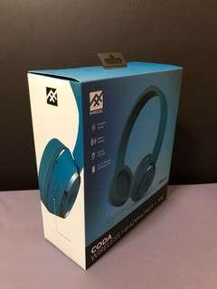 iFrogz Coda Wireless Headphone (Blue)