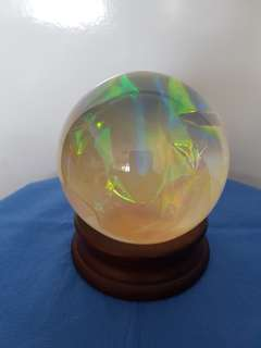 CRYSTAL BALL OF FORTUNE.