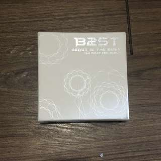 BEAST Beast is the B2st First Mini Album