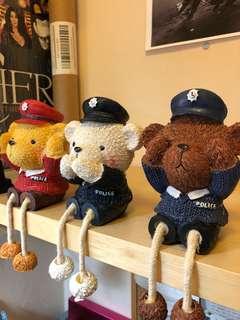 Police bears