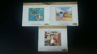Peter Rabbit and Friends VCDs Vol 2-4