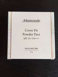 Mamonde Cover Fit Powder Pact