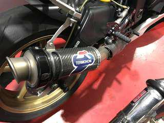 R6 Termignoni GP Exhaust (End can)