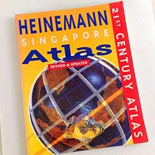 HEINEMANN Singapore Atlas