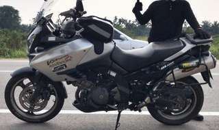 Suzuki DL1000 Trade or selling