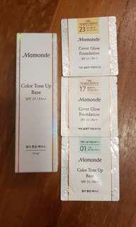 🚚 Mamonde Color Tone Up Base (Green)