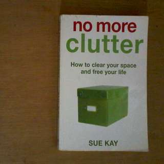 [Used-Good] No More Clutter